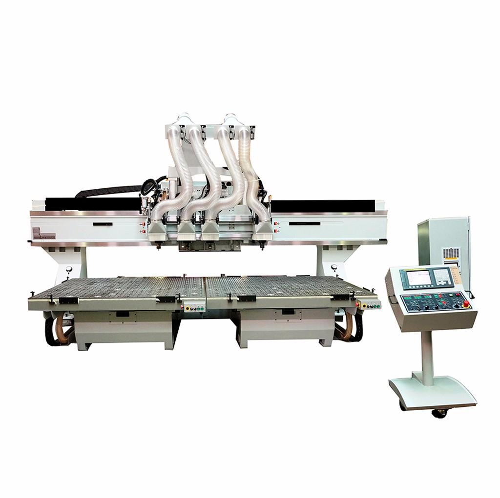 CNC 鏤銑機械 ( 3 軸 & 4 軸 )