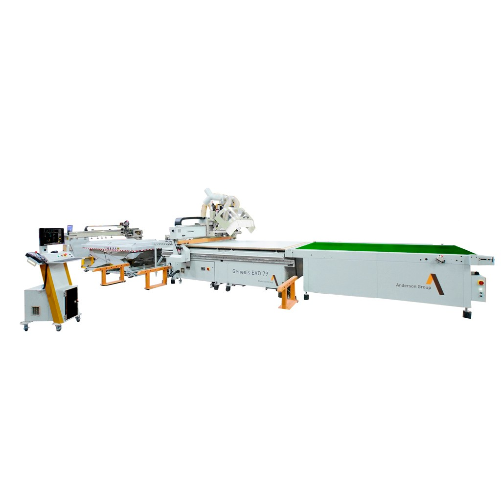 CNC 镂铣机械 ( 3 轴 & 4 轴 )